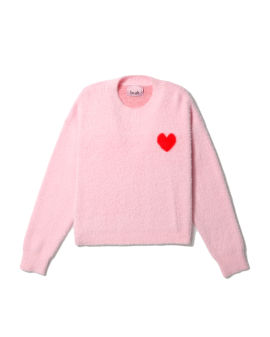 Heart icon sweater