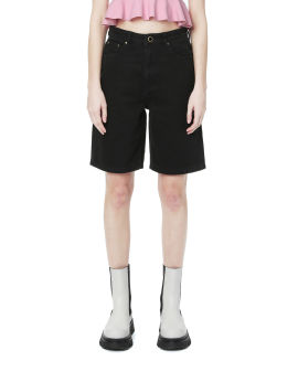 Straight-fit shorts