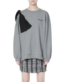 Bow sweatshirt