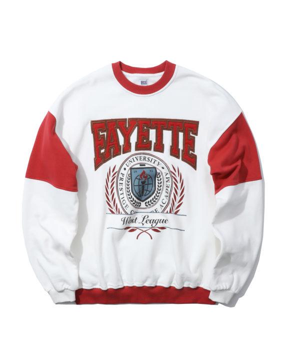 Varsity sweatshirt image number 0