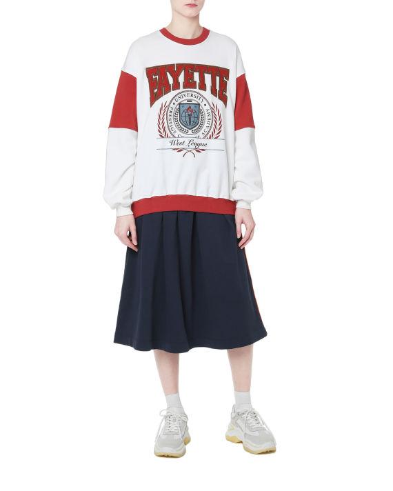 Varsity sweatshirt image number 1