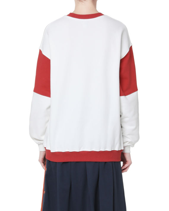 Varsity sweatshirt image number 4