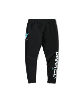 Shark print leggings
