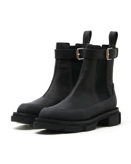 X Dion Lee Gao chelsea boots
