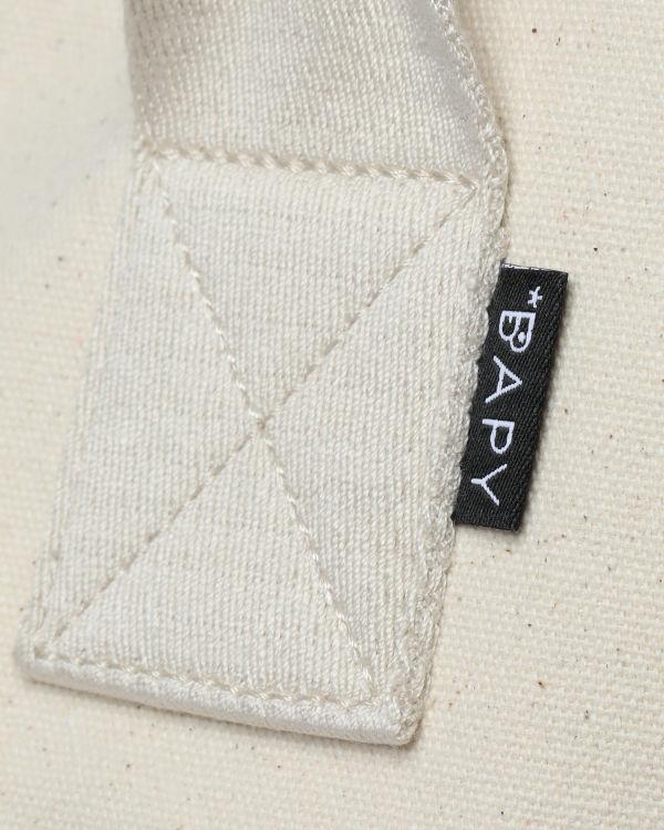 Graphics tag shoulder bag
