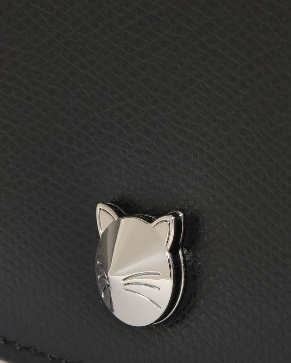 Colour block kitten bag
