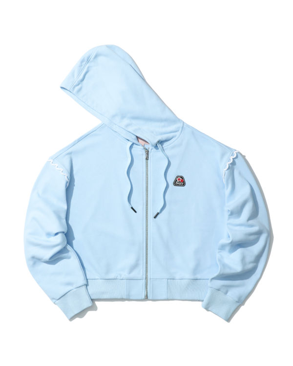 Logo zip jacket