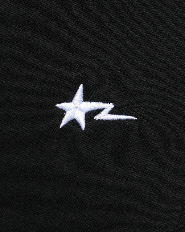 Logo taped pants