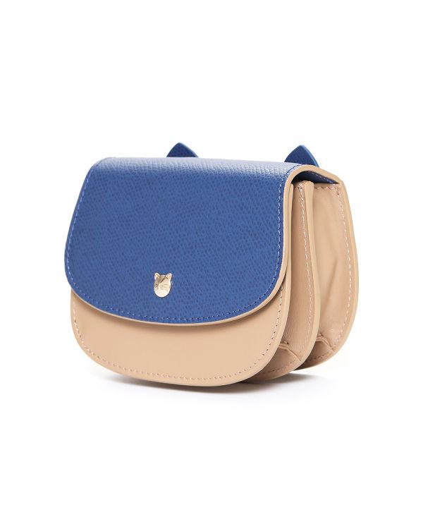 Kitten mini flap bag