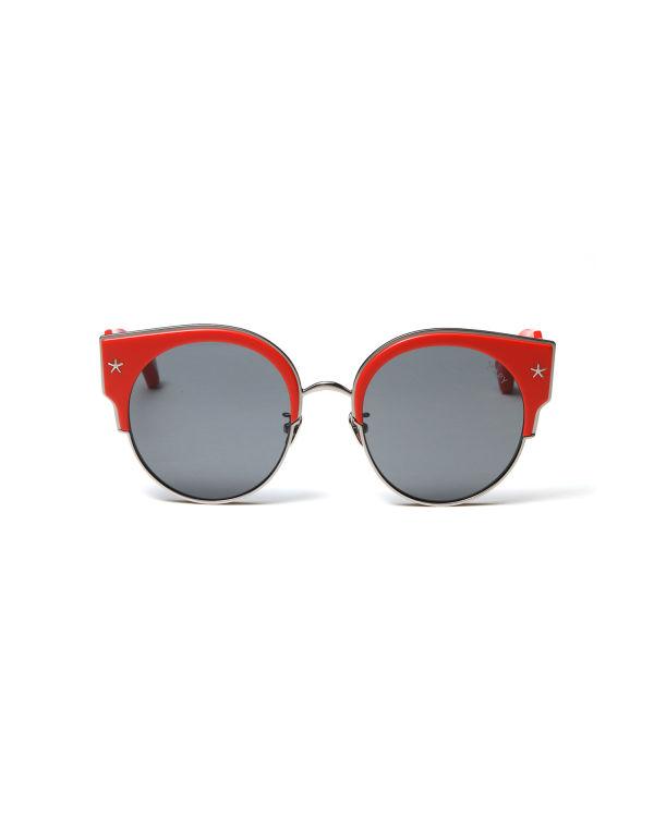 Cat eye club master sunglasses