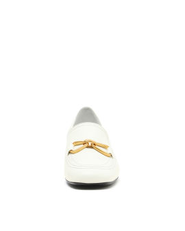 Lino grained leather loafers