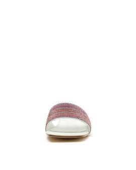 Ceni 25 crystal embellished sandals