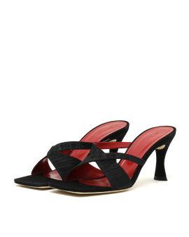 Kitty grosgrain sandals