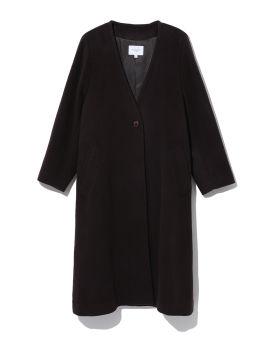 Button overcoat
