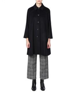 Basic overcoat