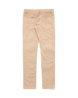 Straight fit pants