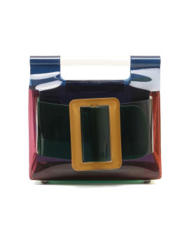 Romeo colour block bag