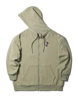 X Disney Mickey Mouse zip hoodie