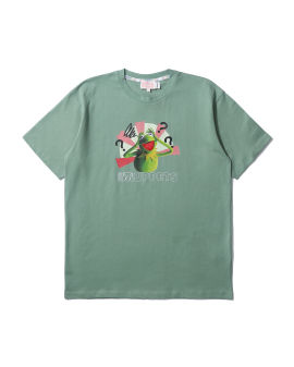 X Disney The Muppets Kermit the Frog tee