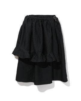 Layered skirt