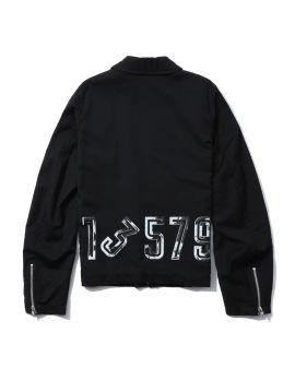 Numbered jacket