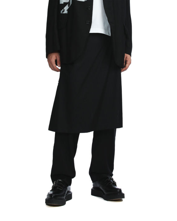 Numbered layered pants image number 3