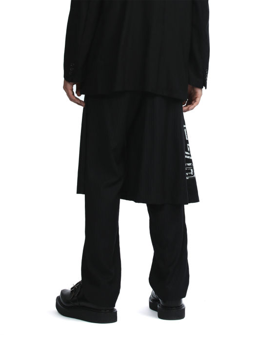 Numbered layered pants image number 4