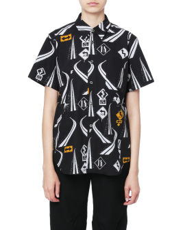 Road print shirt
