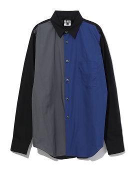 Colour block shirt