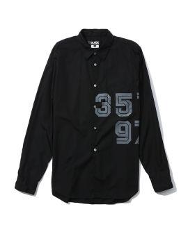 Numbered shirt