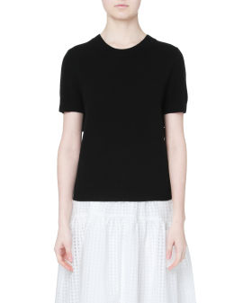 Florence cut-out knit top