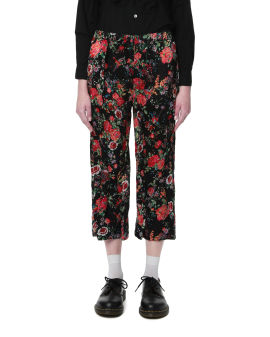 All-over printed pants
