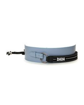 String tie belt