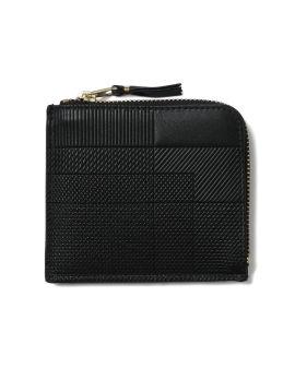 Textured block wallet
