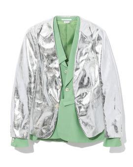 Panelled blazer