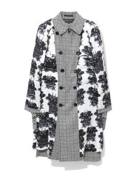 Printed panel coat