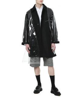 Transparent layer coat