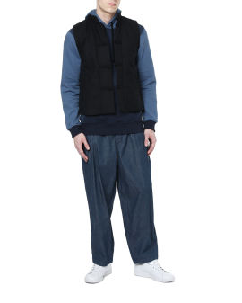 Mandarin vest