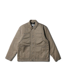 Double front jacket