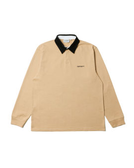 L/S Cord Rugby Polo shirt