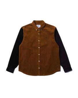 L/S Triple Madison Cord shirt