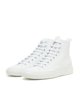 Tournament high sneakers