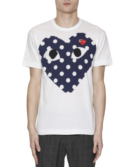 Heart logo tee