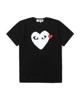 Double heart tee