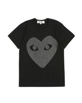 Logo printed short-sleeved T-shirt
