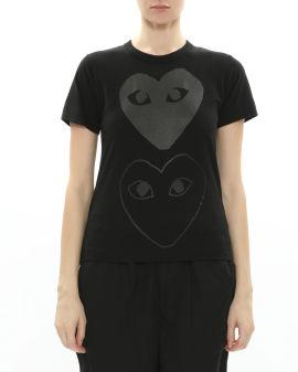Logo-embellished T-shirt