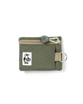 Recycle key coin case