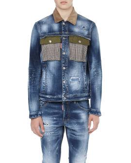 Dan jean jacket