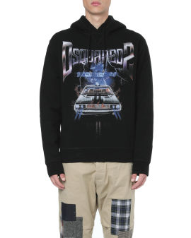 D2 space cool hoodie