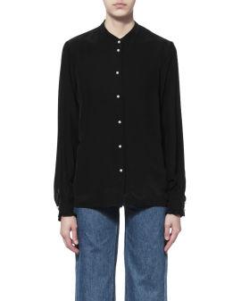 Elenora ruffle blouse
